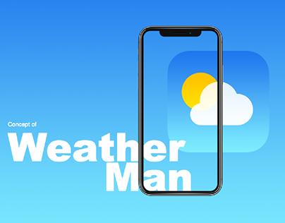 Weather UI/UX Inspiration