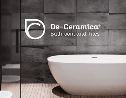 De-Ceramica Logo Development