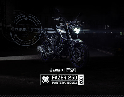 Yamaha Brasil | Marvel