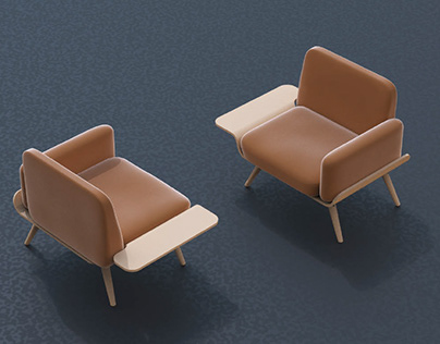 Staggered: A Seating Collection