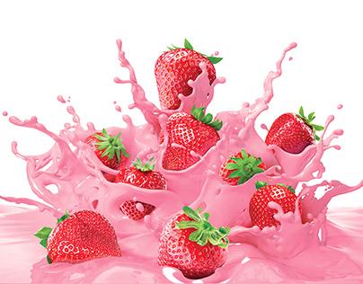 YOGURT LAIVE De Frutas