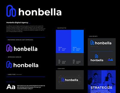 honbella - Brand Identity