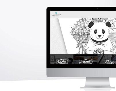 PAPERBRAIN LAB - Website