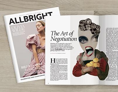 Allbrigth Magazine