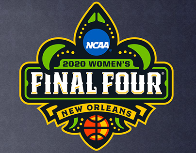 2020 NCAA WBB Tournament Social Templates