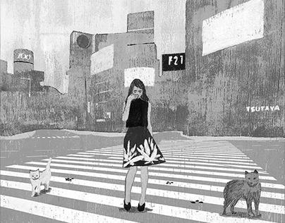 Hashi wo Wataru #38 Illustration 1 of 2