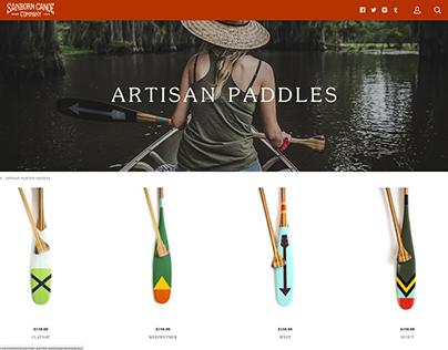 Sanborn Canoe Company 2015