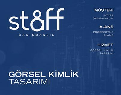 Staff Danışmanlık Görsel Kimlik