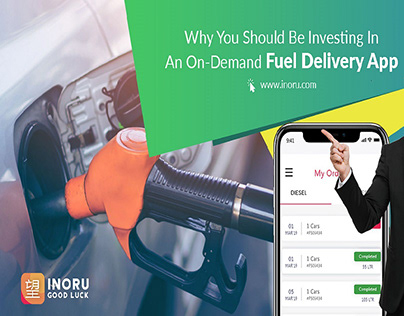 Why You Should Be Investing In Fuel Delivery App