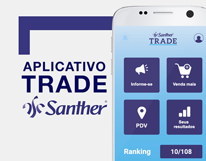 APP TRADE SANTHER