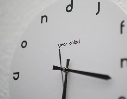 year o'clock