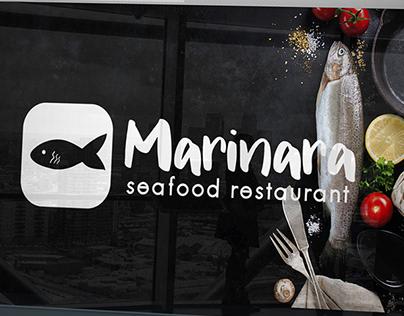 Logo for Seafood Restaraunt