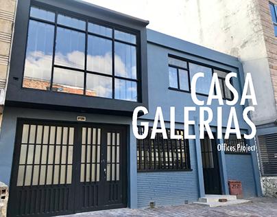 Casa Galerias