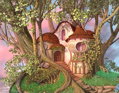 Enchanted Environment