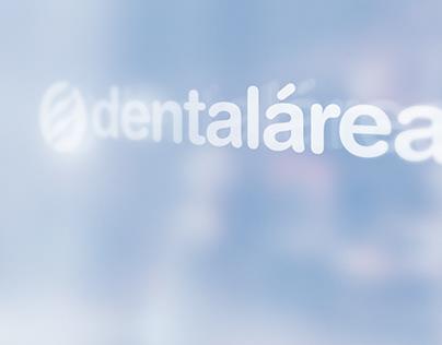 Dentalárea. Identidad Corporativa