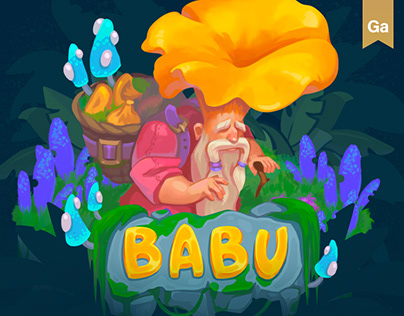 """Platformer game """"Babu"""""""