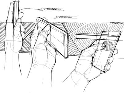 Rough study sketch
