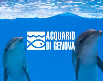 ATL Campaign - Acquario Di Genova