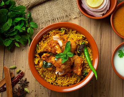 Food Shoot - Raju Gari Vindu.