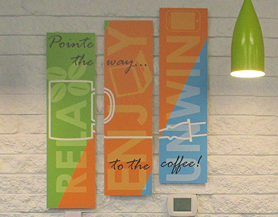 Environmental Graphic Design: NSBT The Pointe