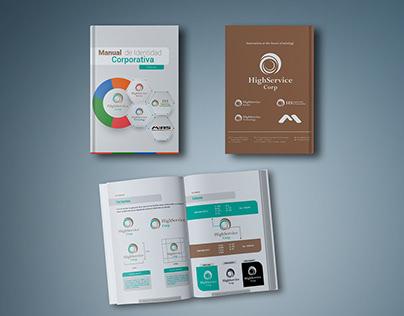 Manual de Marca - Diseño Corporativo