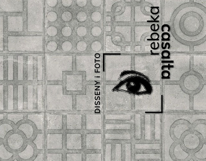 Rebeka Casalta. Proyecto de Identidad Corporativa.