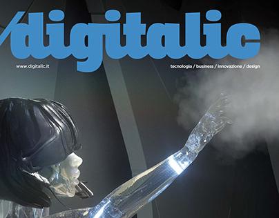 Cover Digitalic Magazine /03/2020 _n.93