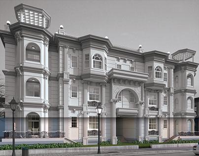 Residential Villa | West Golf New Cairo