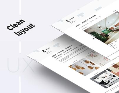 Ar Deco Web-site