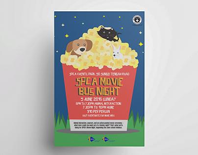 Movie Bus Night