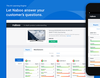 Naboo | Desktop & Mobile Widget
