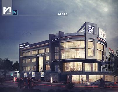 Medical center  Visualization