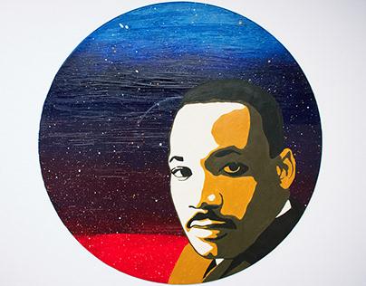 Vinyl Record Paintings
