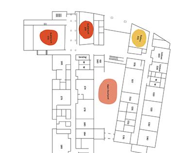 Lamar Dodd Map