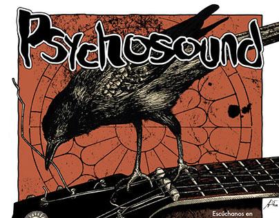 Psychosound tour poster