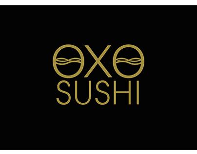 Logo OXO SUSHI (2017)