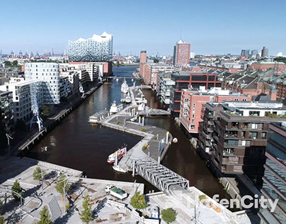 HafenCity 2017