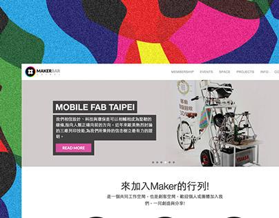 MakerBar Taipei
