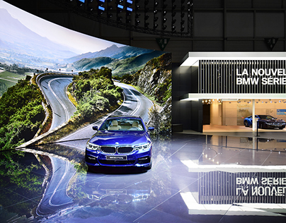 BMW at GENEVA 2017