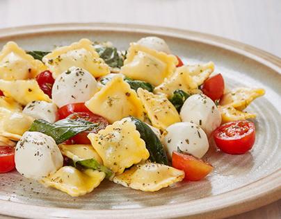 Pastas Doria : Fotografía de Alimentos