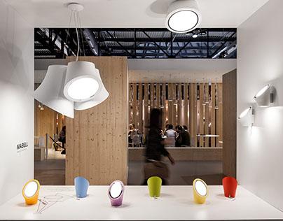Minimal design family lamp