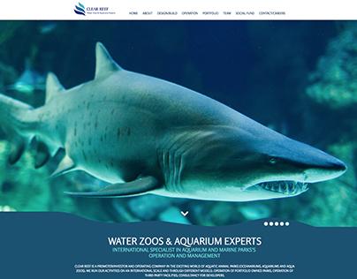 Cleer-Reef Website