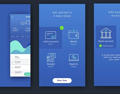 SmartBudget - Service Experience Design