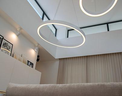 Full of light_LIVING ROOM in Warsaw