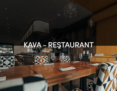KAVA - RESTAURANT