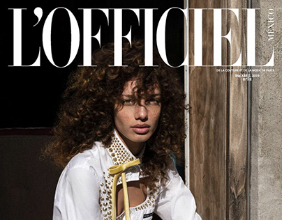 L'Officiel Mexico April 2019