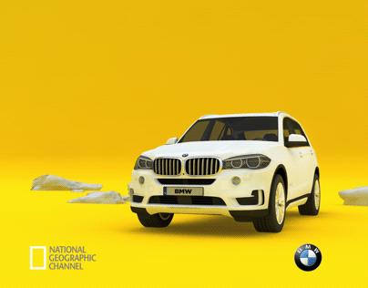 BMW X5 - National Geographic