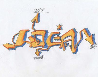 DRAWING // SKETCH // GRAFFITI
