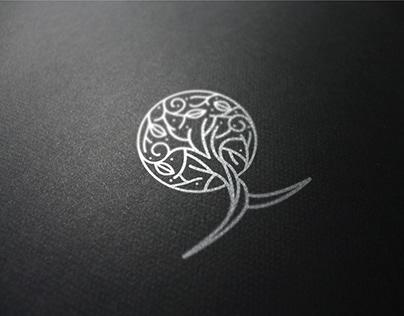 botanica logo design