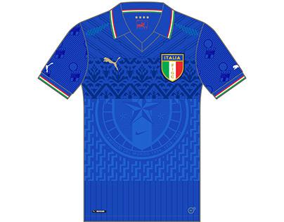 Italy Kit History, 1910 to present